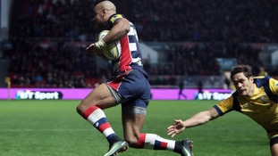 Varndell has notched five tries in seven Premiership outings.