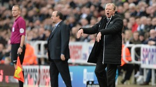 Steve McClaren's return to St. James Park ended in defeat as his Derby County side lost 1-0