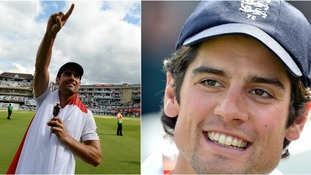 Alastair Cook's resigns as England captain: His career in pictures