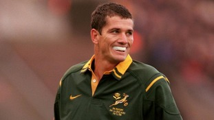 South Africa rugby legend Van der Westhuizen dies aged 45