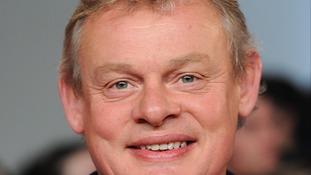 Actor Martin Clunes