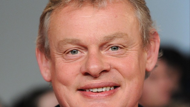Actor Martin Clunes