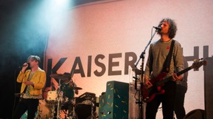 Kaiser Chiefs go back to their roots for Yorkshire coast gig
