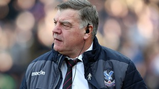 Crystal Palace manager Sam Allardyce feels fear took over once Sunderland score their first goal in the Black Cats 4-0 win at Selhurst Park