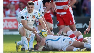 Exeter Chiefs scrum half Dave Lewis to join Quins