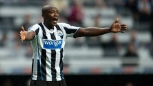 Shola Ameobi made 219 appearances for Newcastle United scoring 79 goals
