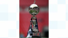 York City will play Brackley Town in the quarter finals of the FA Trophy