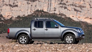 Nissan urged to recall Navara pick-up truck over fears they can snap in half