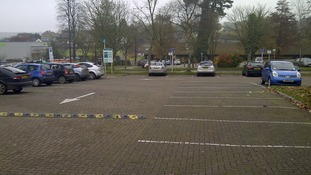 Car park in Coleford