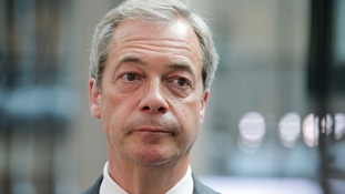Nigel Farage admits to 'personal difficulties' in his marriage