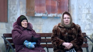 Inside Avdiivka: The Ukrainian town on the frontline