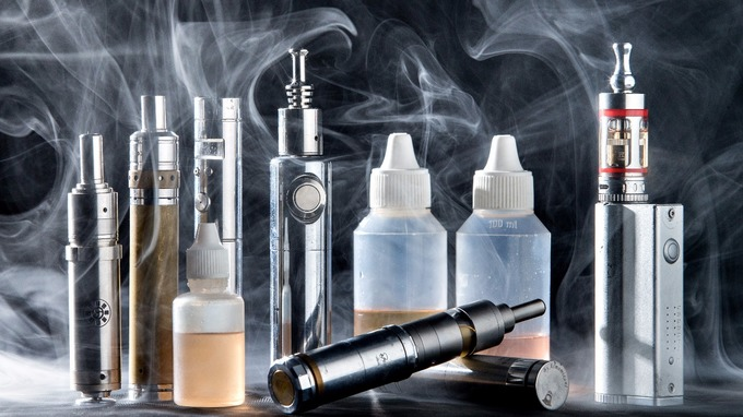 E-cigarettes and accessories