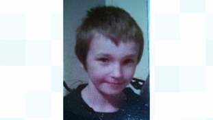 Police are searching for 11-year-old Thomas Doran missing since 6th February.