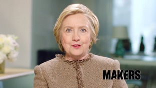 Hillary Clinton: 'The future is female'