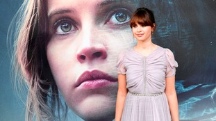 Felicity Jones nominated for best actress at Empire Awards