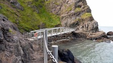 The Gobbins has been beset with problems since initially opening in 2015.