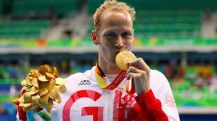 Seven-time Paralympic Champion Sascha Kindred retires