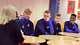 Sunderland football club backs internet safety campaign