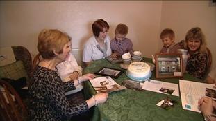 Sharing family history