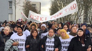 Black Frenchman describes alleged 'rape' by police