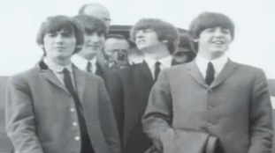 Beatles video set to sell for a whopping £10K
