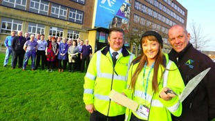 Northumberland College welcomes 1,000th apprentice