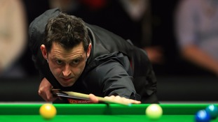 Ronnie O'Sullivan gives bizarre, robotic interview to ITV Sport