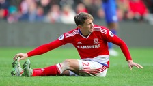 Gaston Ramirez handed in a transfer request in January in order to force a move to Leicester City