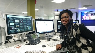 Q&A with this year's ITV News Central trainee journalist