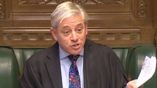 Tories plot to oust Bercow as Speaker over Trump attack