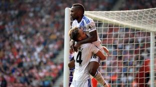 Man United starlet hails 'unbelievable' Sunderland striker Defoe