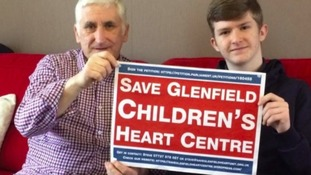 Glenfield campaign