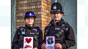 County Durham criminals given Valentine's cards