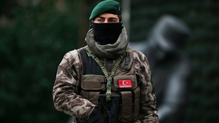 Turkey detains four suspected Islamic State members planning 'sensational attack'