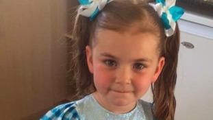 Girl, 6, dies in 'worst cases of meningitis', say medics