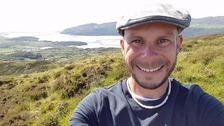 Missing kayaker Dominic Jackson