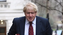 Boris Johnson no longer has dual nationality