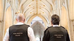 York Minster's cathedral constables given back powers of arrest after 80 years
