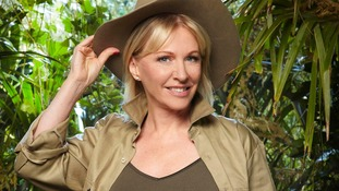 MP Nadine Dorries in her I'm A Celebrity outfit
