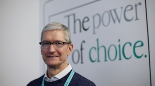 Apple's Tim Cook: Classroom tech 'not a substitute' for teaching