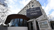 The Metropolitan Police's counter terrorism team have arrested one man in Norfolk.