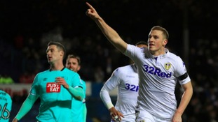 Chris Wood named Championship Player of the Month