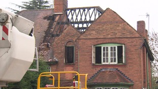 Death of 75-year-old man who died in house fire 'not suspicious'
