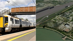 Greater Anglia unveil plans for new £70 million maintenance depot