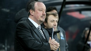 Rafa Benitez's Newcastle United have seven games in the month of April