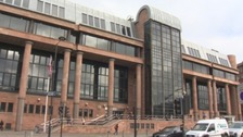 He appeared at Newcastle Crown Court