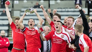 Defending champions North Shields will play the winners of Blyth Town v Blyth Spartans in 2017's Northumberland Senior Cup Final