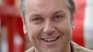 Comedian Brian Conley