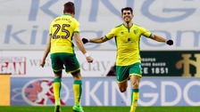 Nélson Oliveira is in great form for Norwich City.