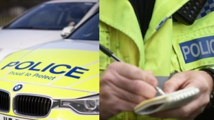 Road safety operation in Northumberland